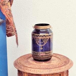 Blue henna