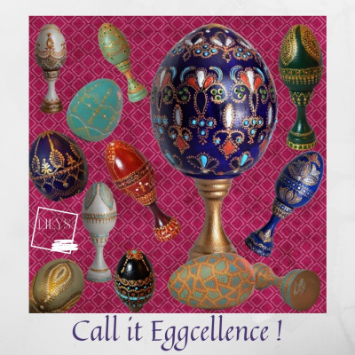 Call it Eggcellence