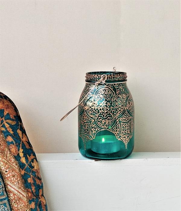 emerald floral