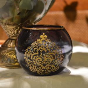 Eastern style damask - mauve
