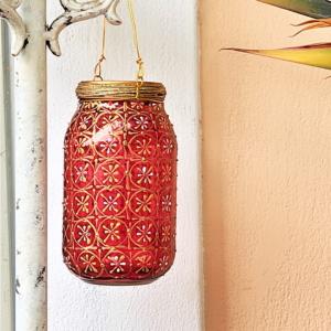 Bohemian Hanging Lantern