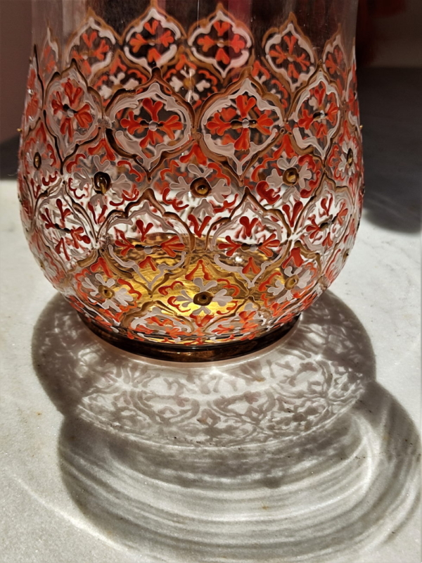 Alhambra orange