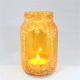 Sunflower yellow ornate vase