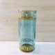 Venetian border cylinder vase