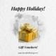 Gift Vouchers!