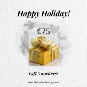 Gift Vouchers 75