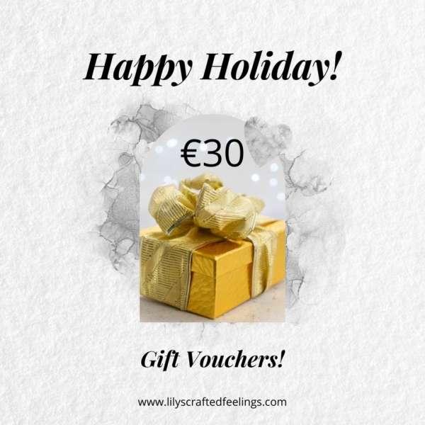 Gift Vouchers 30