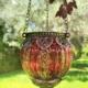 Red hanging lanterns